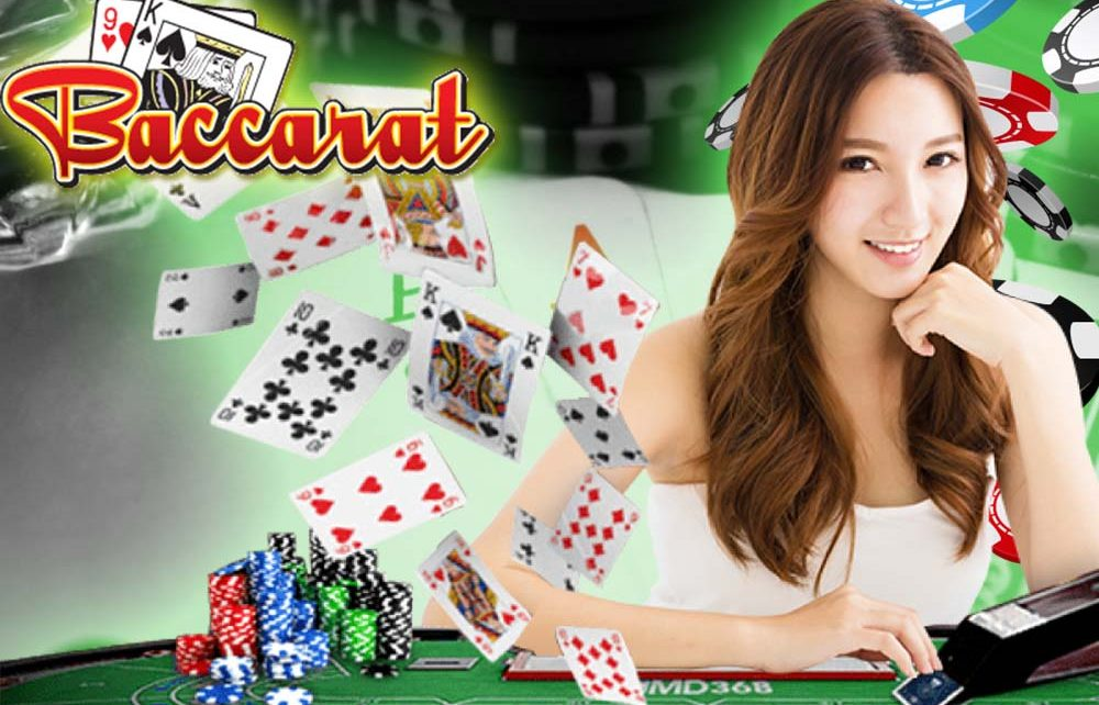 Girl game baccarat Thai POkkow